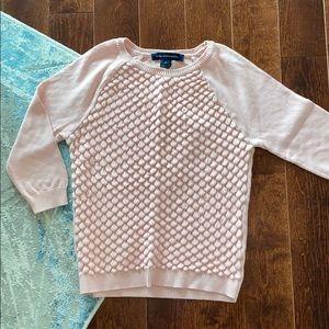 BRAND NEW textured Sweater FCUK